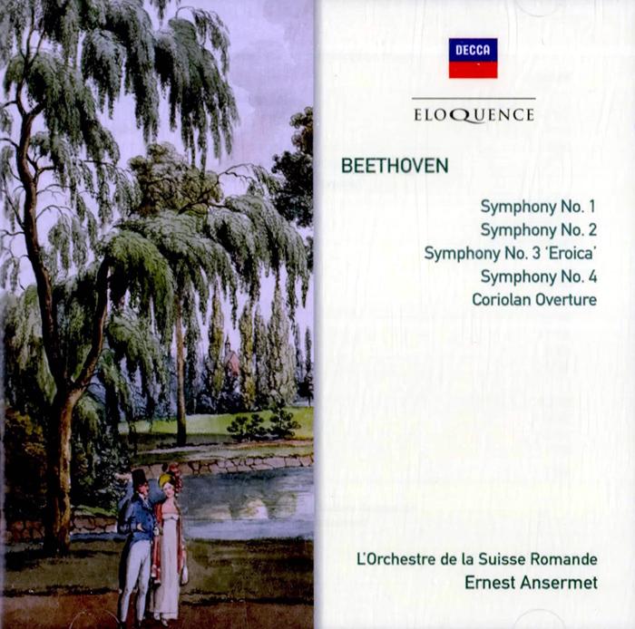 그림 2-베토벤 교향곡 3번 '영웅', 에르네스트 앙세르메 지휘, 스위스 로망드 오케스트라, 1960년, DECCA.jpg